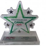 Prêmio maior revenda APC HBN 2013