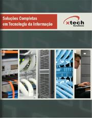 Folder de Soluções Xtech